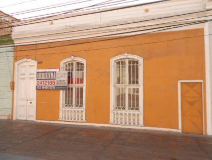 Casa / Oficina – Paseo Baquedano